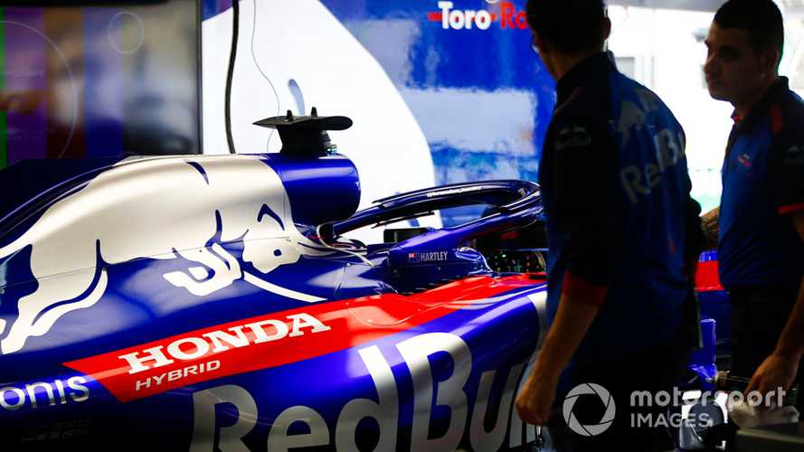 Rivals thought Toro Rosso