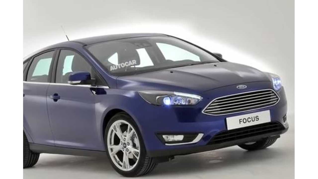 2015 Ford Focus Video Reveal