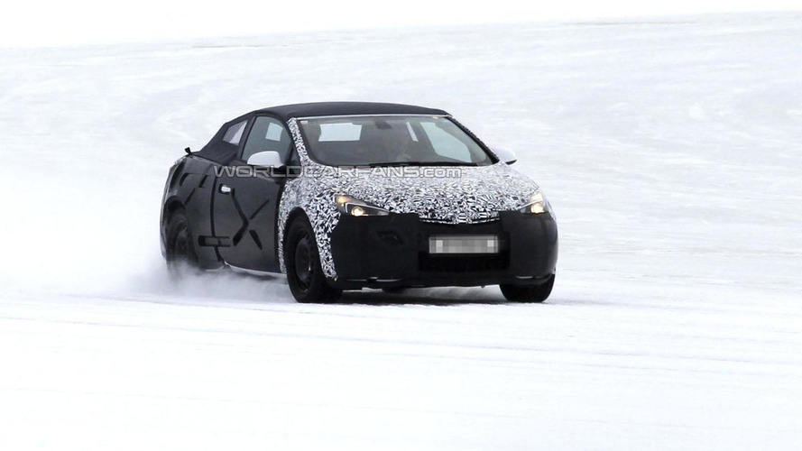 Opel / Vauxhall Cascada to feature new 1.6-liter turbocharged engine - report