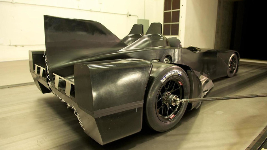 Nissan Deltawing racecar development chronicled on video