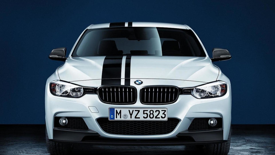 BMW M Performance parts introduced for 3- & 5-Series in US