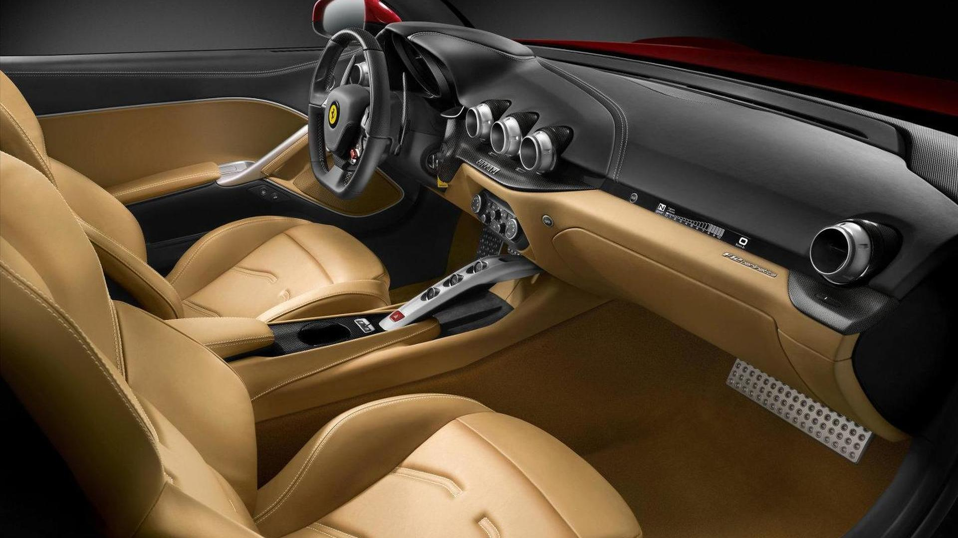 F12 Berlinetta Announced The Fastest Ferrari Ever Built Videos