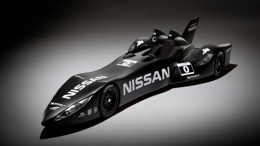 Nissan developing a hybrid race car for Le Mans - report