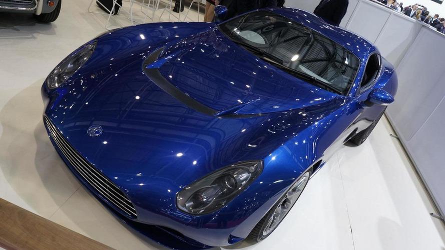 AC 378 GT Zagato revealed in Geneva