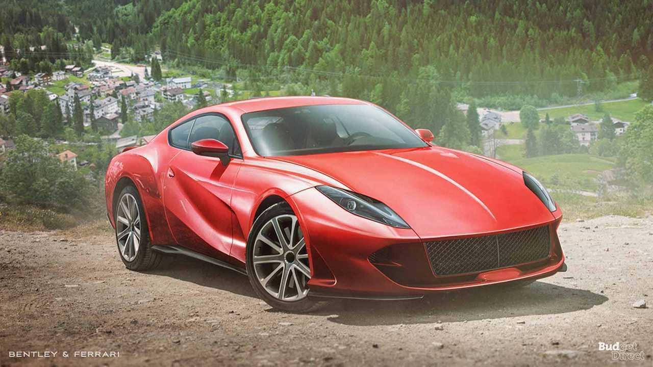 1. Bentley and Ferrari