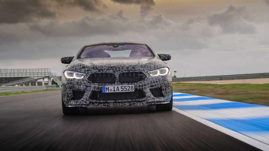 2019 BMW M8 Prototype: First Ride