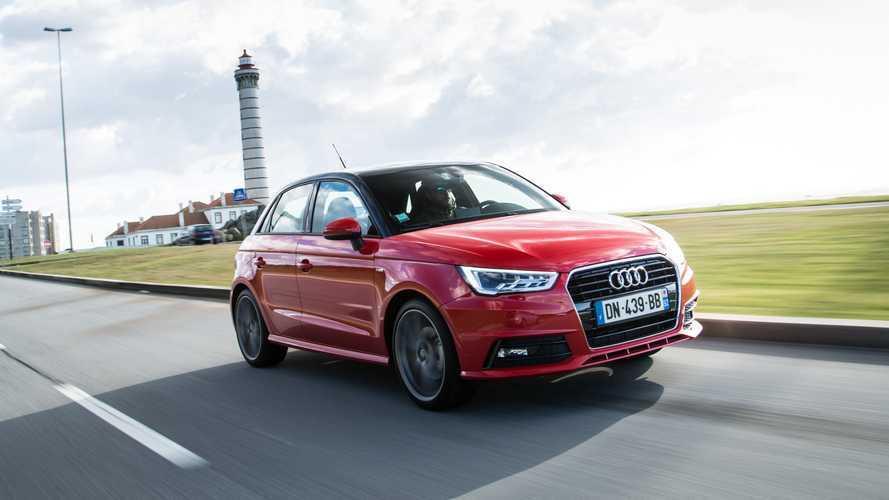 Audi A1 Sportback MY2015