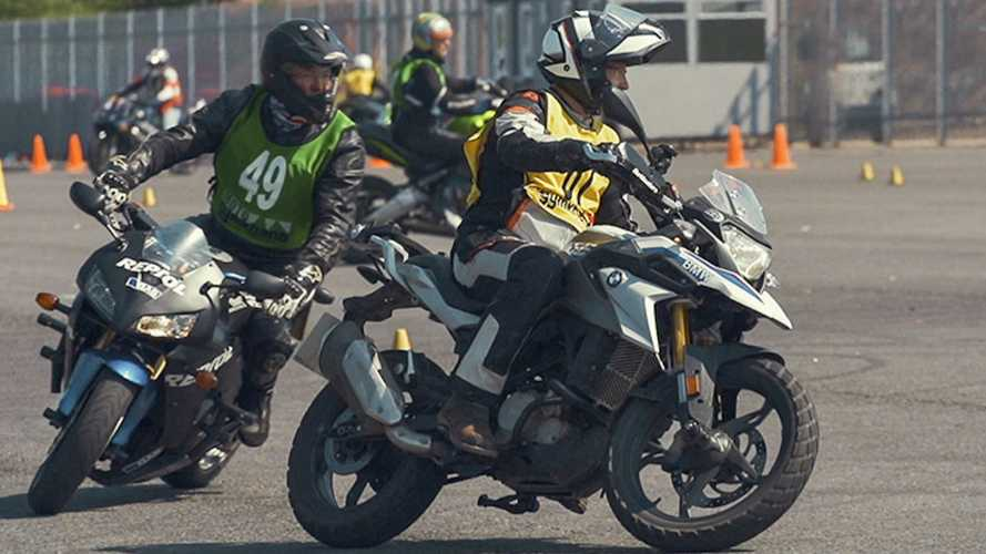 How To Set Up Your Bike To MotoGymkhana