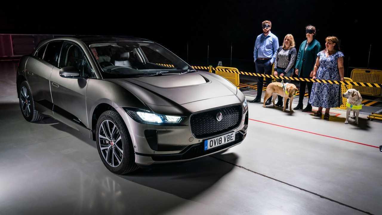 Jaguar I-Pace suono