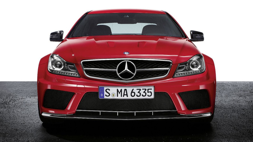 Mercedes C63 AMG Black Series sold out - report