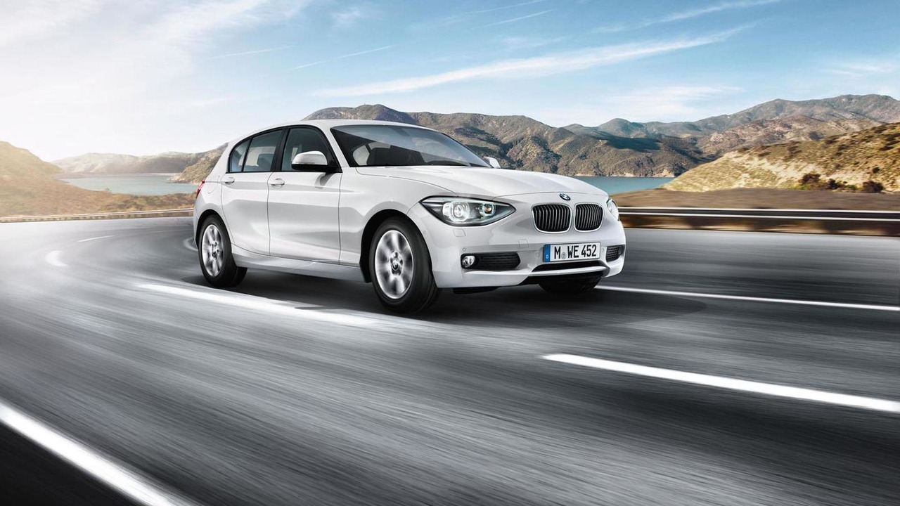 2012 BMW 1-Series EfficientDynamics Edition 13.1.2012