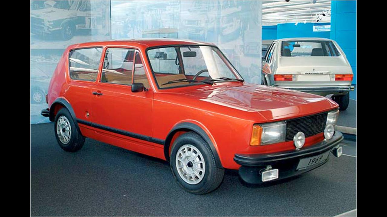VW EA 276