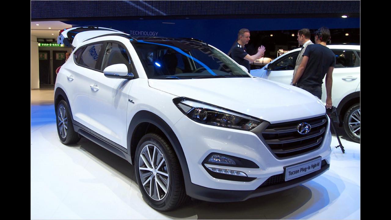 Hyundai Tucson Plug-in-Hybrid Concept