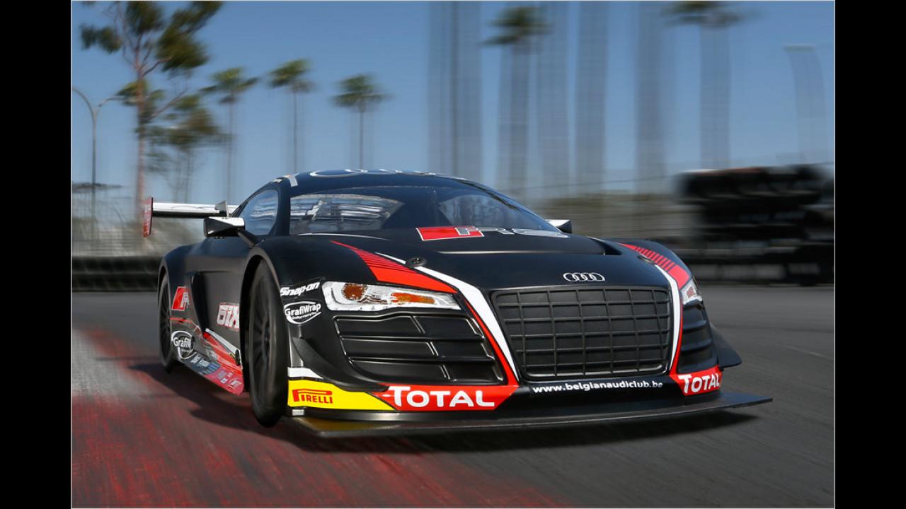Audi R8 LMS Ultra 1/6 4WD FIA-GT3 RTR