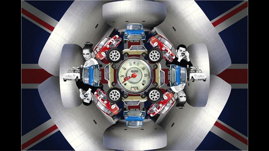 Ausstellung im BMW-Museum feiert die Geschichte von Mini