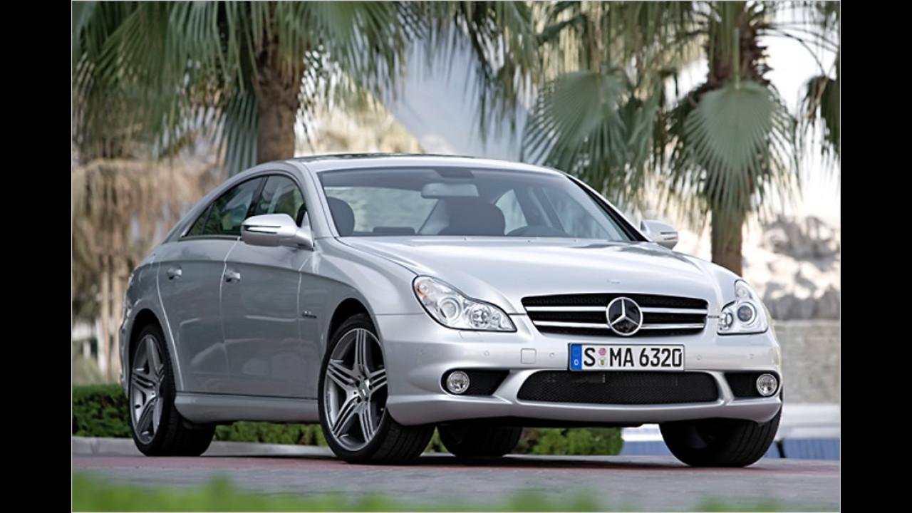 Obere Mittelklasse/Oberklasse, 50.001 bis 100.000 Kilometer: Mercedes CLS (2010)
