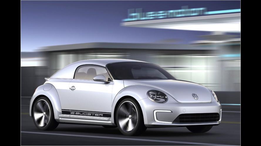 Detroit: Premiere für stylischen Elektro-Beetle