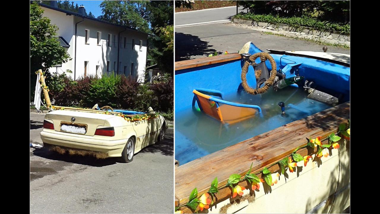 Flop: BMW-Pool