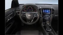 M3-Gegner: Cadillac ATS-V im Test
