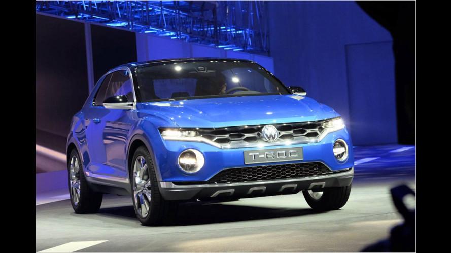 VW-Konzernabend Genf 2014: Auf diese Neuheiten dürfen wir uns freuen