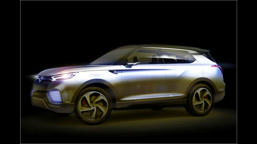SsangYong: Kompakt-SUV in Genf