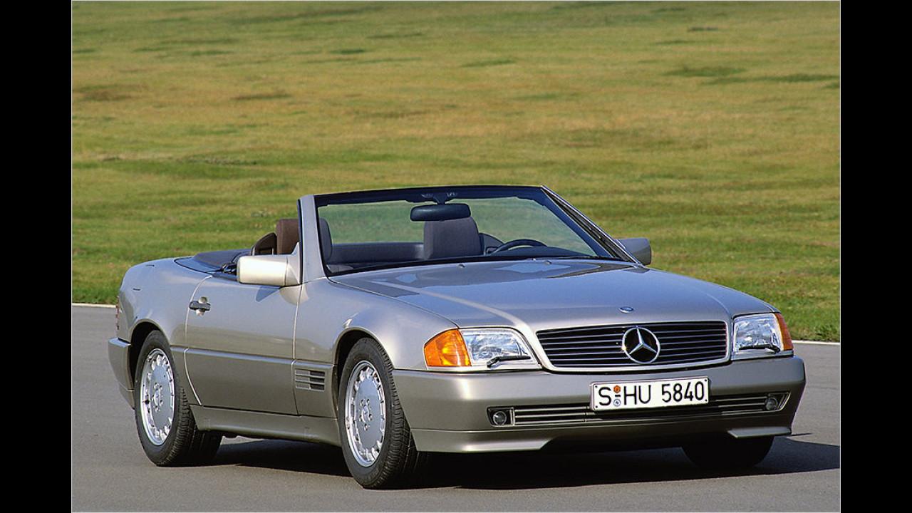 1989: Mercedes SL (R 129)