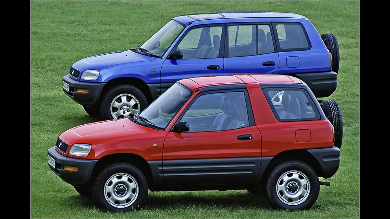 1994: Toyota RAV4