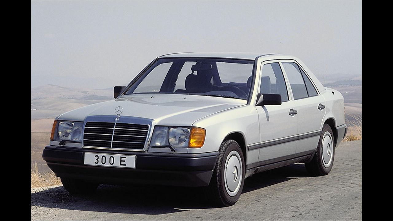 1984: Mercedes W 124