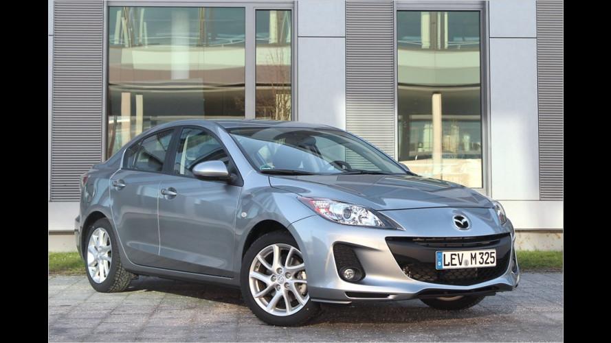 Mazda 3 mit Stufenheck und 150 PS im Test (2012)