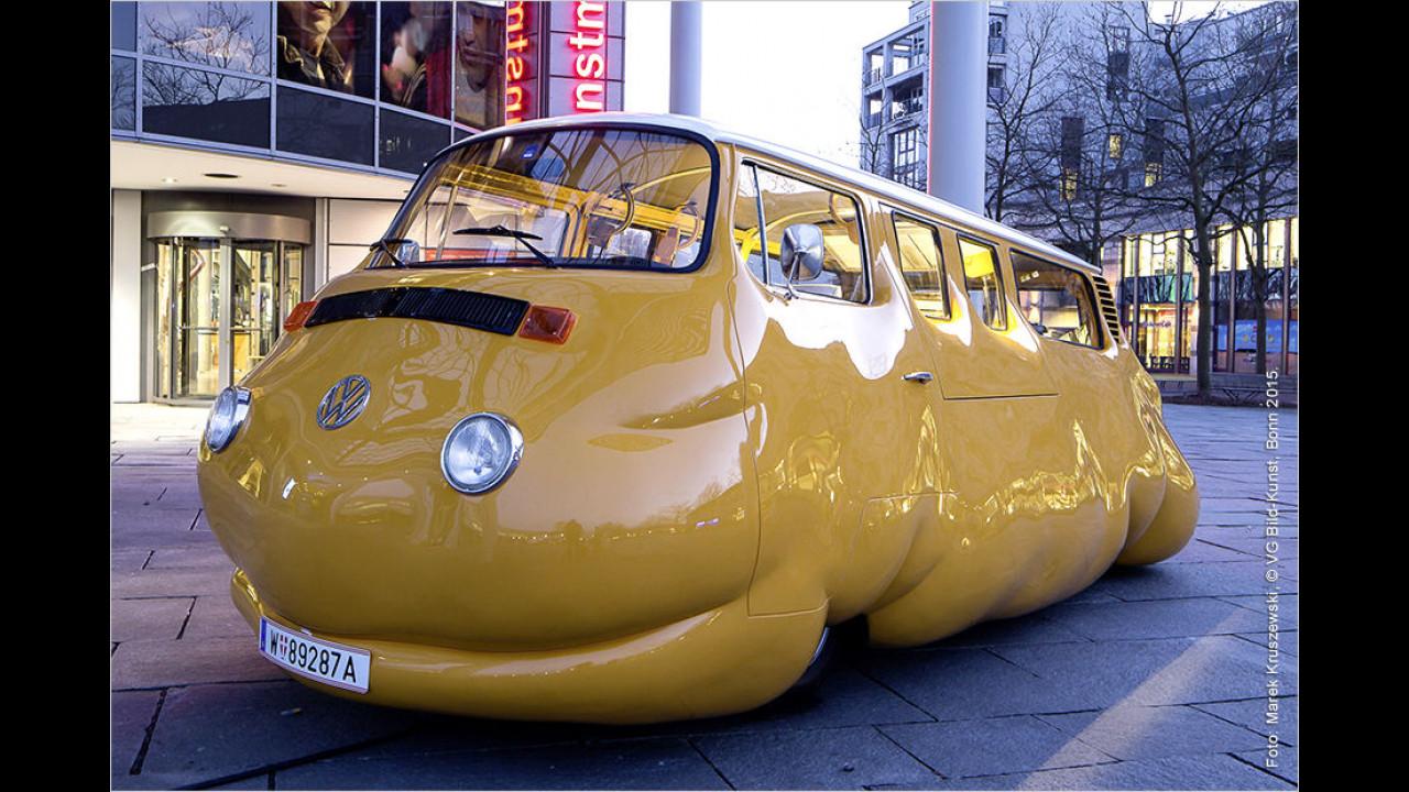 Der VW Curry Bus ist da