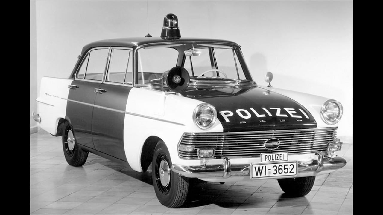 Opel Rekord P2 (1960)