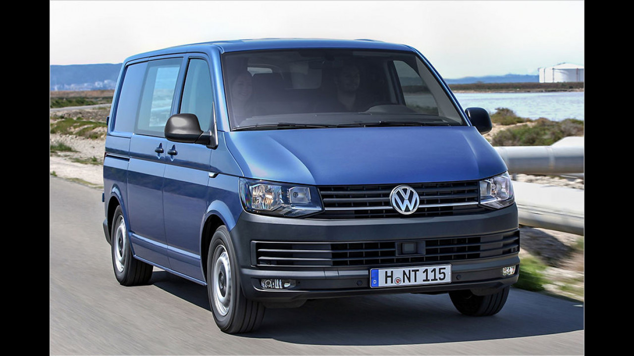 Utilities: VW Transporter