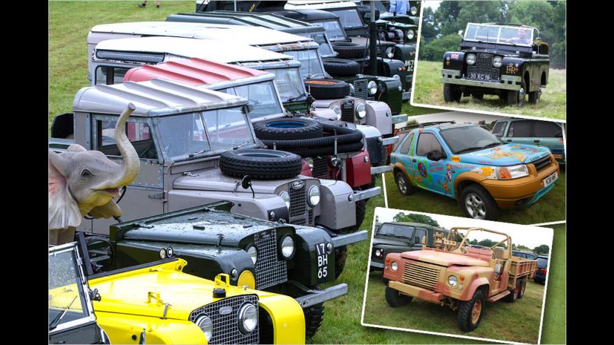 Die spannendsten Modelle der Land-Rover-Geschichte