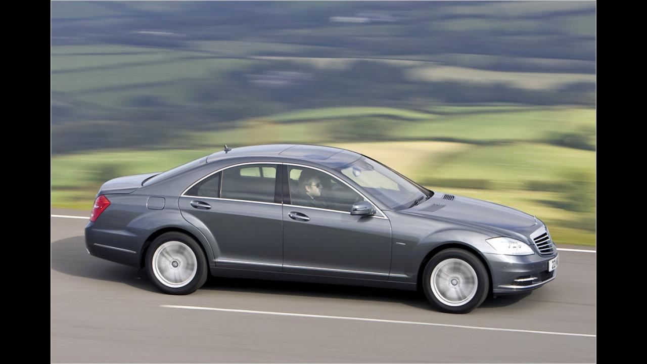 Mercedes W 221 (2005)