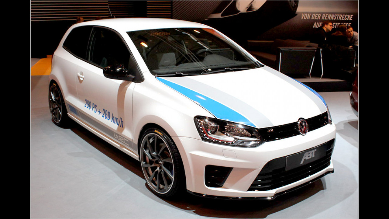 Abt Polo R WRC