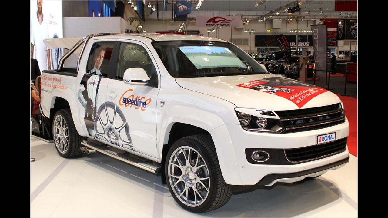 Ronal VW Amarok