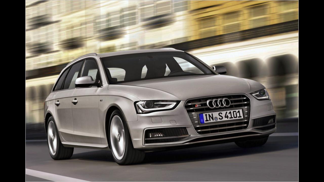 Platz 8: Audi S4 Avant 3.0