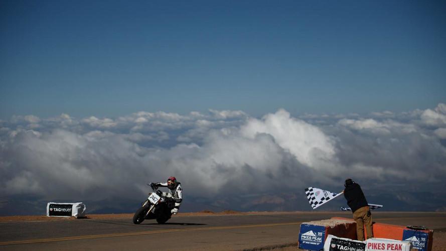 Una moto española, protagonista en el Pikes Peak 2017