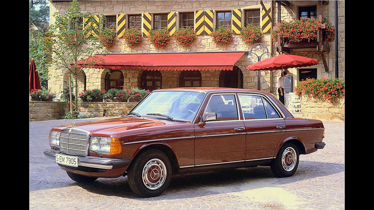 Mercedes W 123 (1975)
