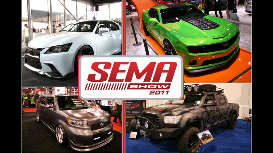 SEMA Show 2011: Die Highlights