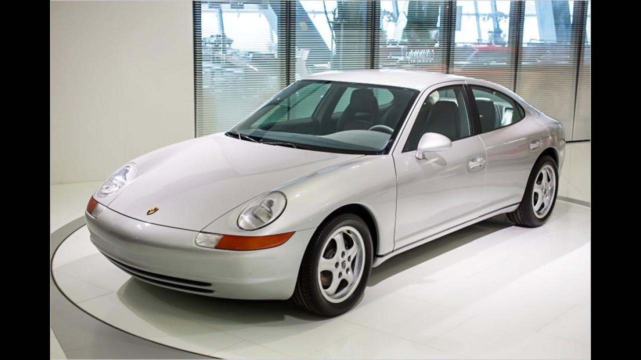 Porsche 989 (1991)