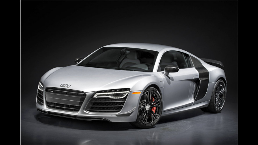 Audi R8 Competition debütiert in L.A.