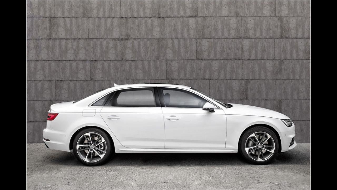 Audi A4 Langversion