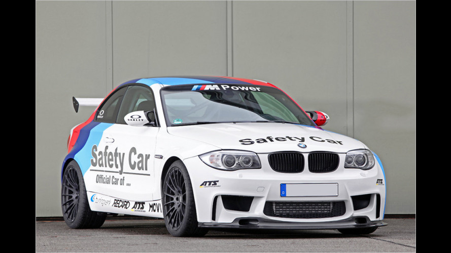 Irre 521 PS im BMW 1er M RS