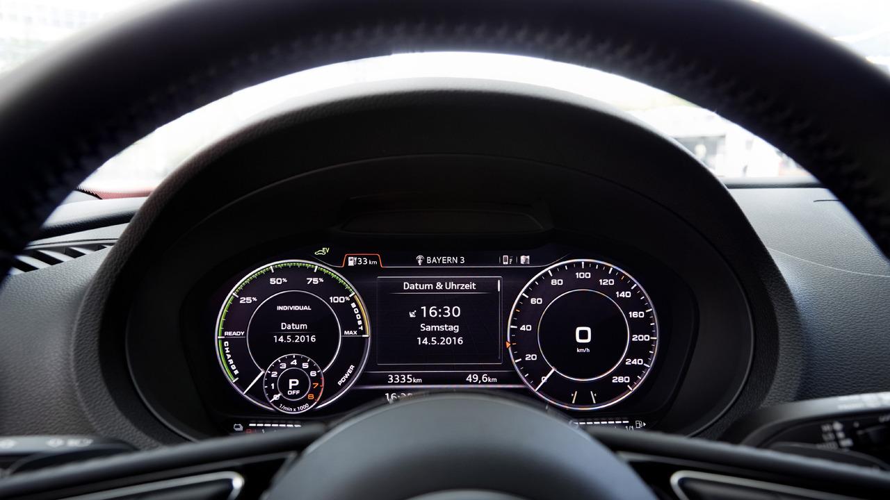 2017 Audi A3 Sportback E Tron