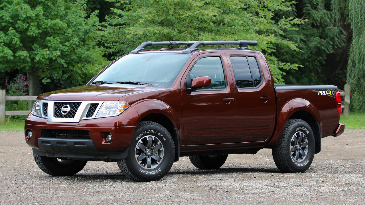 2016 nissan frontier pro 4x review photos. Black Bedroom Furniture Sets. Home Design Ideas