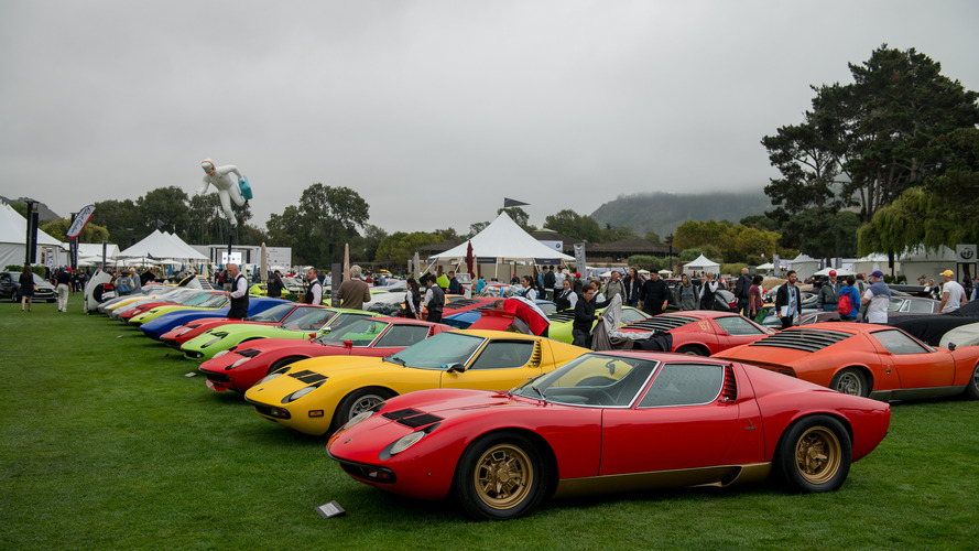 Monterey Car Week 2016 - Les photos de l'exposition « The Quail, A Motorsports Gathering »