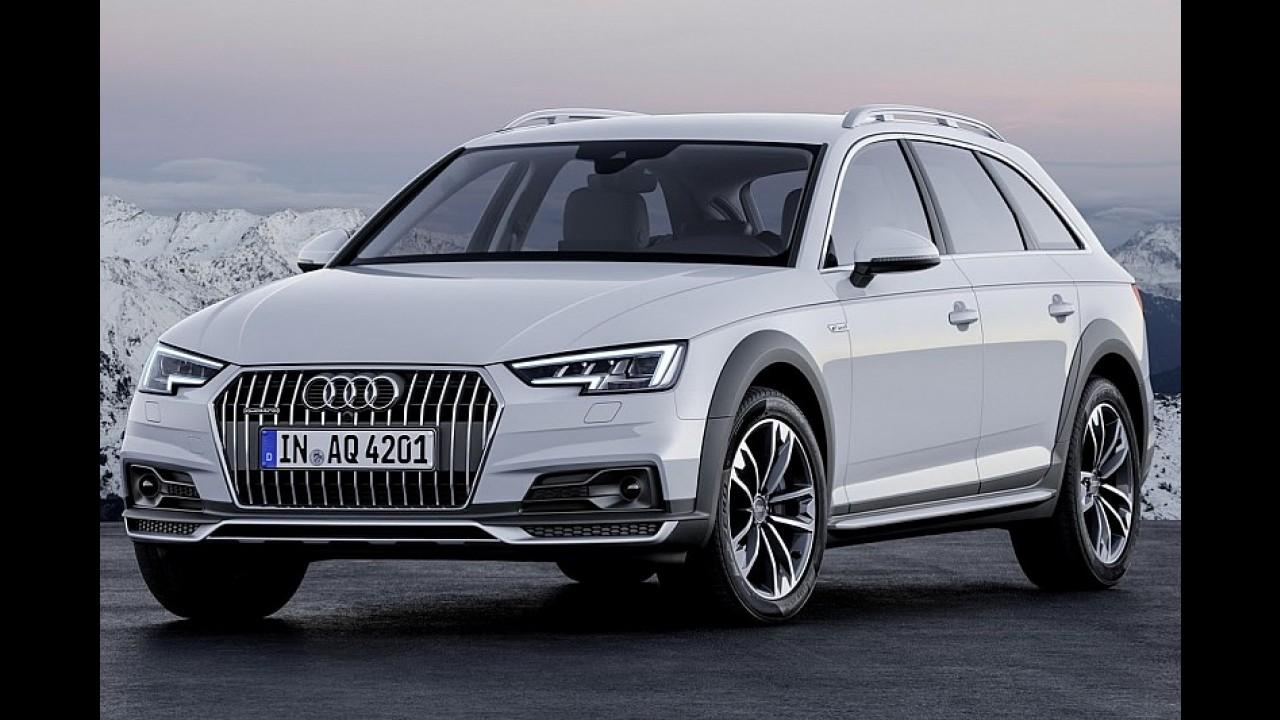 Audi A4 Allroad Quattro 3.0 TDI sipariş almaya başladı