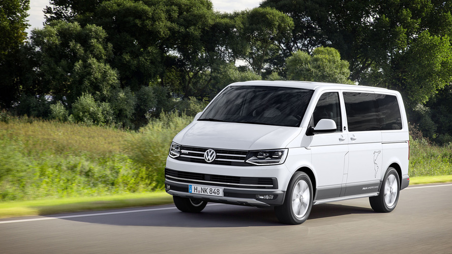 VW Multivan PanAmericana makes debut at IAA