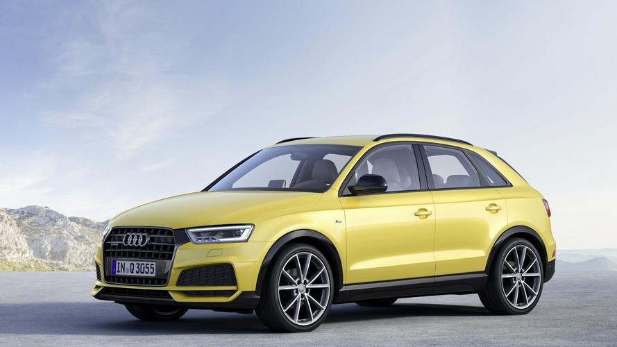 Audi Q3 2017 - Subtiles évolutions